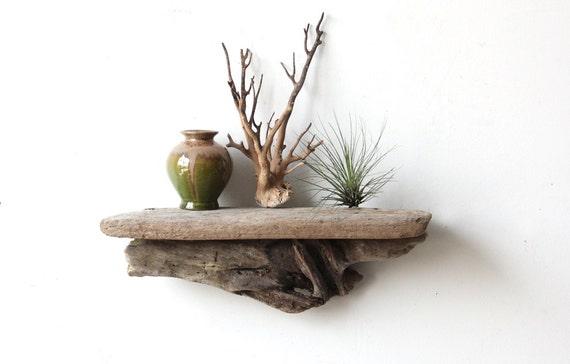 Small Natural Driftwood Shelf