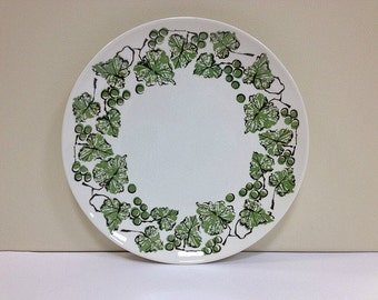 Leaf Spirit Chop Plate Royal China