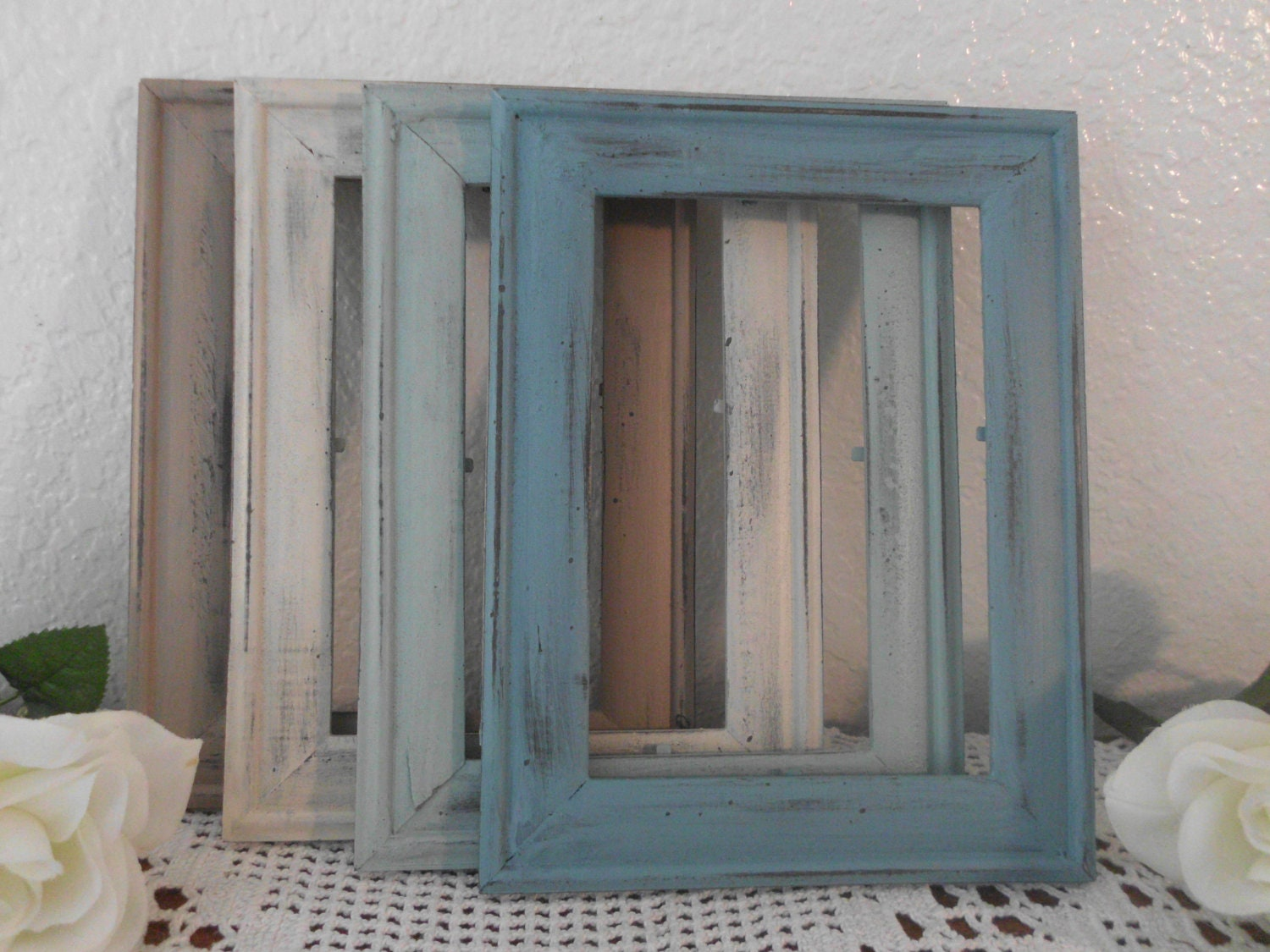 Shabby chic home decor architecture design Home decoration photo frames
