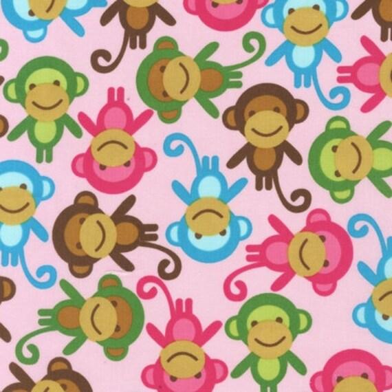 Pink Monkeys From Robert Kaufman