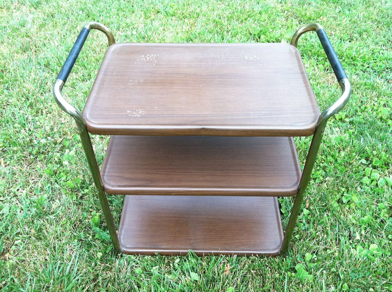 Vintage kitchen utility cart for Kitchen utility cart