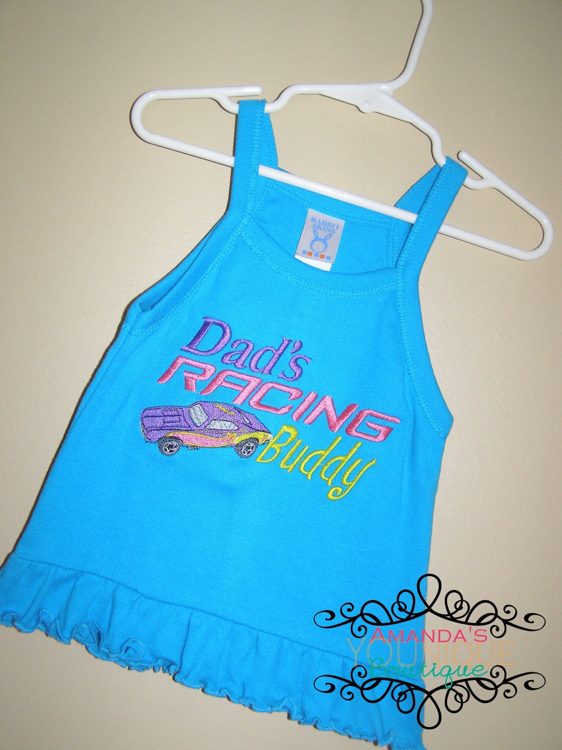 Dad s racing buddy embroidered shirt by ayboutique on etsy