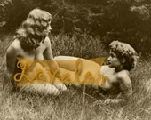 MATURE... Naked In the Great Outdoors... 4 x 6 inch Nude Photo Print