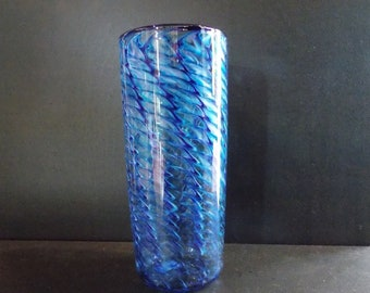 Handblown Glass Vase