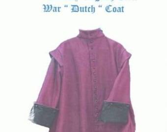 17th Century  ECWS Dutch  Coat.