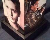 "Supernatural ""Dean"" Luminary Lamp Night light (Jensen Ackles)"