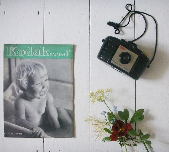 Vintage Kodak Magazine from February 1936