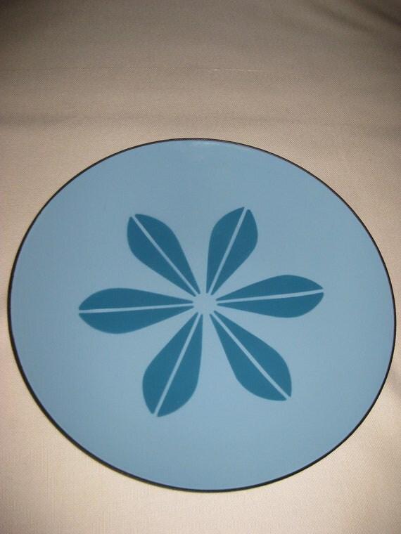 Vintage Rare Blue Cathrineholm Charger Dish