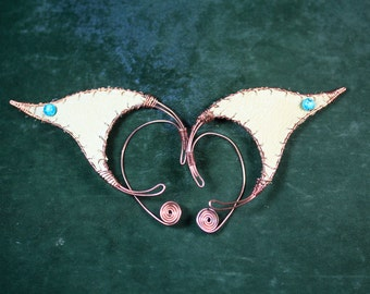 Stylish Buckskin Faery Ears