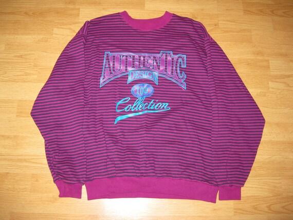 Vintage 1980s IOU Crewneck Sweatshirt