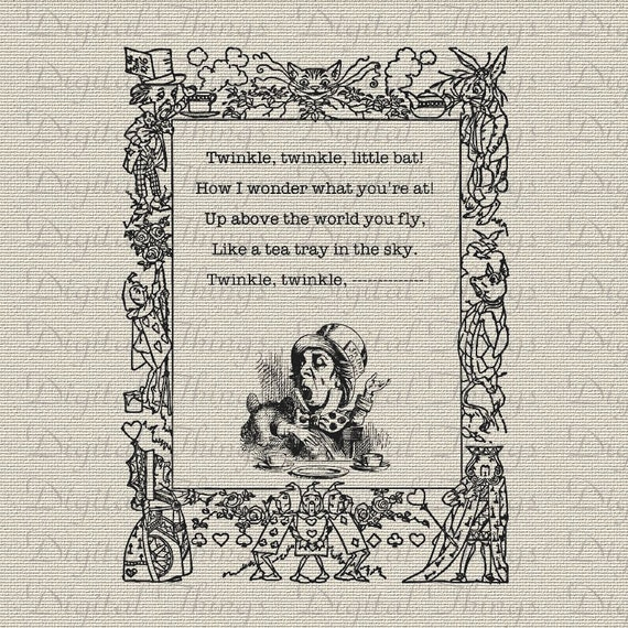 Mad Hatter Quotes From Alice in Wonderland 2010 Alice in Wonderland Mad Hatter