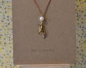 Summer-Sea-Breeze necklace.