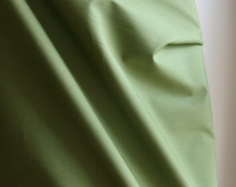"""Organic """"Solid"""" in Olive Green by deisgner Monaluna from Fox Hollow  - ONE FAT QUARTER"""