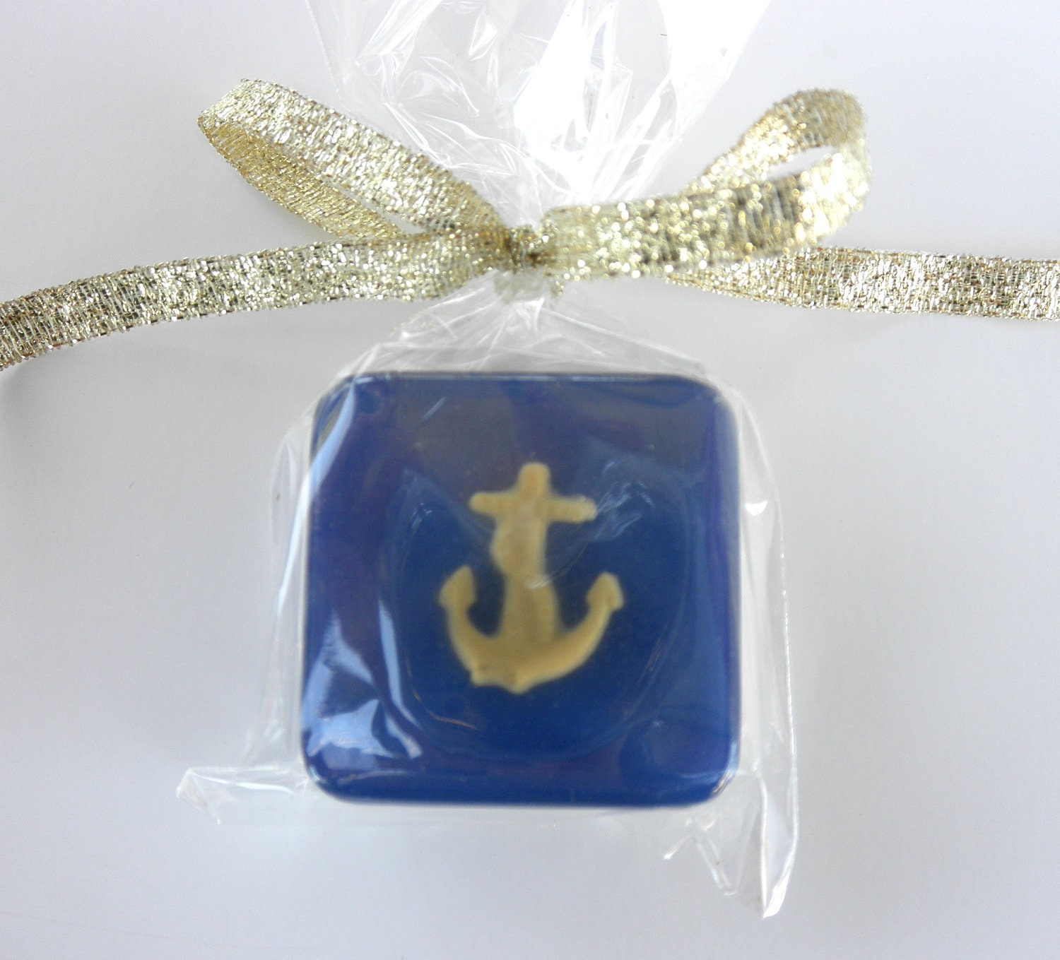 Baby Shower Favors Nautical Theme ~ Anchor soap favors for nautical baby shower whale theme