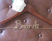 Custom wedding dress hanger, bride hanger, wedding dress hanger, bridesmaid, gift,sale