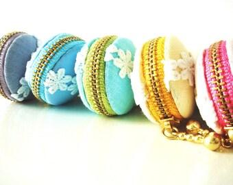 Macaron coin purse 9 colours