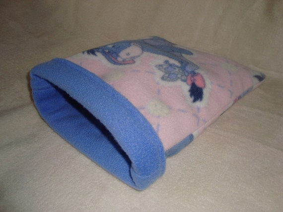 Sleeping bag for small animals- guinea pigs, hedgehogs, rats, etc.