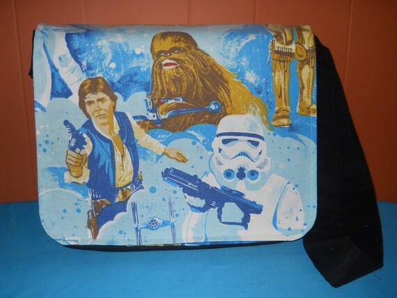 Star Wars Messenger/ Diaper bag