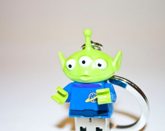 128GB Toy Story Alien USB Flash Drive with Key Chain