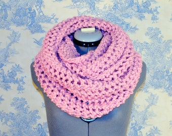 Infinity Scarf- PALE PINK