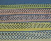 15 Pastel Scrapbook borders