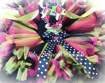 Lipstick tutu dress, Diva Tutu Dress, Princess Tutu Dress, Kids Birthday Tutus, Pamper Party, Pageant Dress, Kids Photo Props