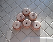 Wood Toy Wheels Set of 4