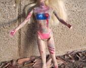Bikini ZomBarBie - Zombie Barbie Dolls in Bikinis