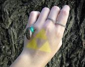 Saria's Fairy Ocarina Necklace