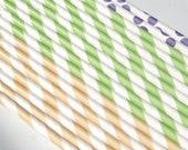 Paper Straws Destash