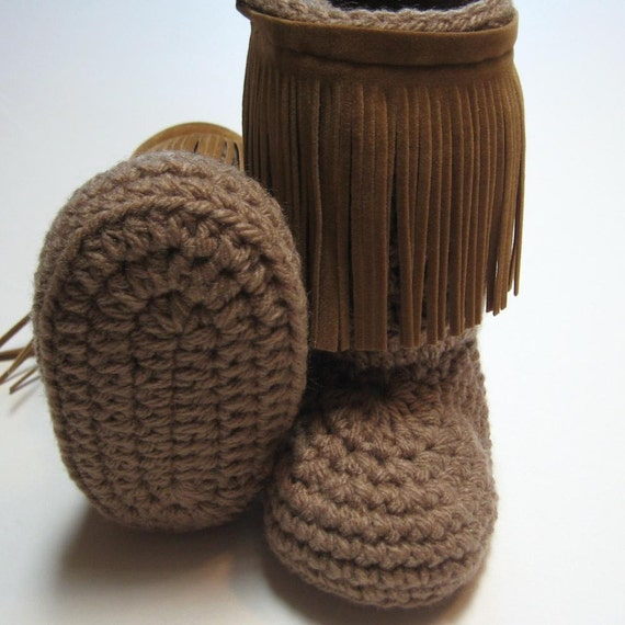 Free Crochet Patterns For Baby Moccasins Dancox For