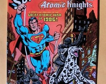 DC Comics Presents - Superman and various super heroes lot of eleven books