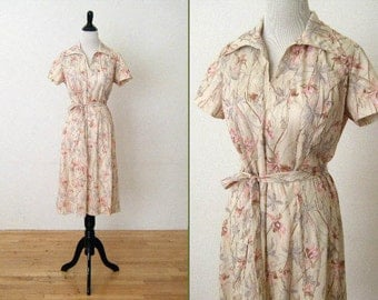 Plus Size Vintage Spring Dress by Wearables