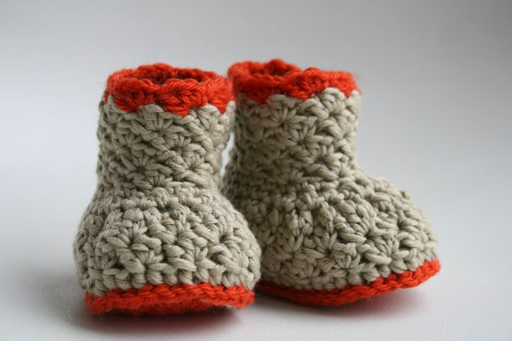 pattern for crochet shoes instant pdf download