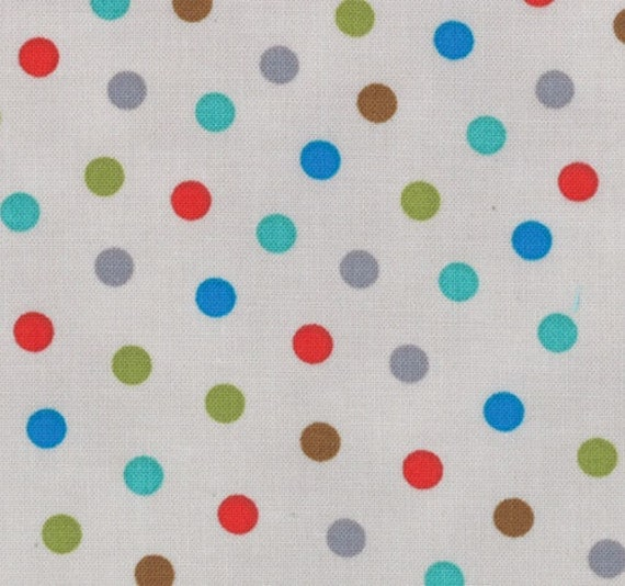 Bungle jungle collection children 39 s bungle dots grey for Childrens jungle fabric