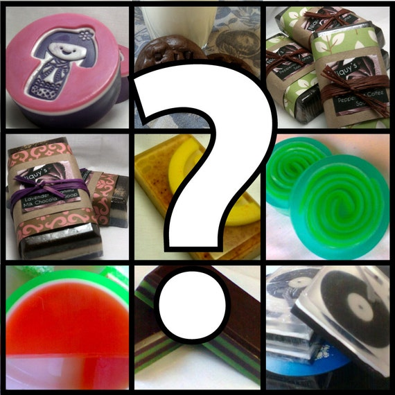 Oops Mystery Lot. CLEARANCE SOAP.  SALE. Save 7.50