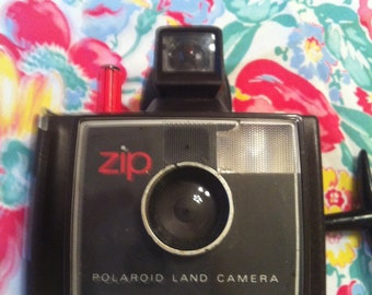 Polaroid Zip Land Camera