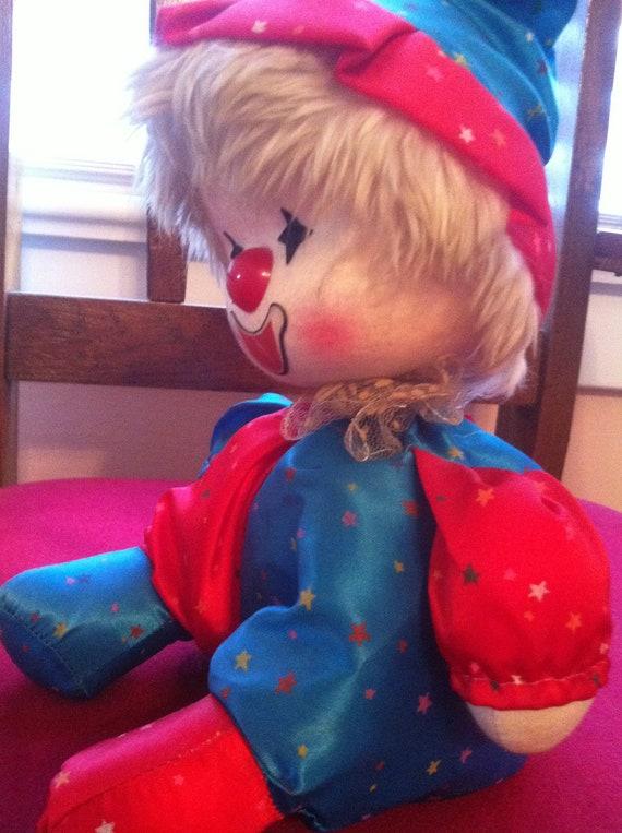 Toy Wind up Clown