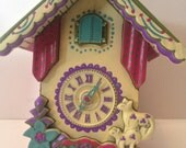The Greatest Little Cuckoo Clock in ALL THE LAND