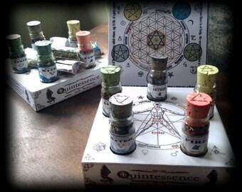 Quintessence 5 Element Incense Set