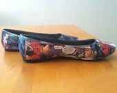 Made to Order Comic Book Flats