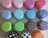 12 Your Choice Assorted Baking Candy Nut Cups