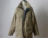 Vintage Woolrich 60/40 Parka with Hood,  Medium