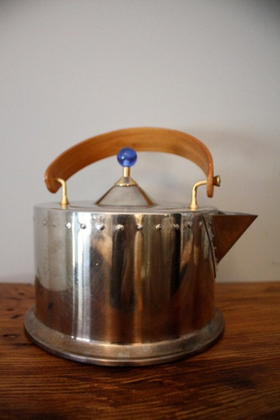 Bodum C. Jorgensen Art Deco Tea Kettle