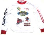 Nintendo Club Pajamas