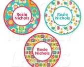 Round (3 Sizes), All Things Spring