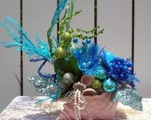 Blue Mermaid arrangement