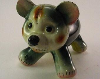 Teddy Bear Planter Vase