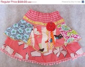 ON SALE Come dance with me Skirt - Farbenmix Insa design - size 2
