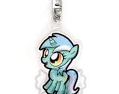 Lyra Chibi Badge